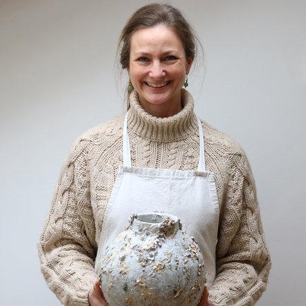 Lise Herud Braten, ceramicist